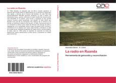 Bookcover of La radio en Ruanda