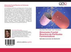 Dimensión Fractal Reactiva de Partículas Farmacéuticas