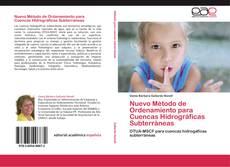 Bookcover of Nuevo Método de Ordenamiento para Cuencas Hidrográficas Subterráneas
