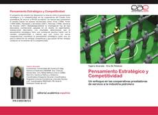 Copertina di Pensamiento Estratégico y Competitividad