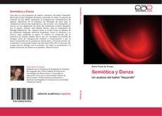 Capa do livro de Semiótica y Danza
