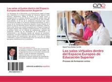 Portada del libro de Las salas virtuales dentro del Espacio Europeo de Educación Superior