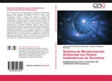 Capa do livro de Sistema de Monitorización Ambiental con Redes Inalámbricas de Sensores