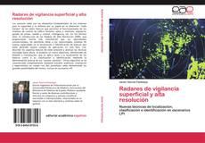Buchcover von Radares de vigilancia superficial y alta resolución