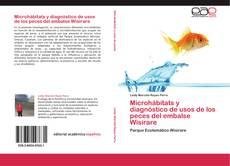 Portada del libro de Microhábitats y diagnóstico de usos de los peces del embalse Wisirare