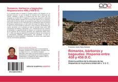 Обложка Romanos, bárbaros y bagaudas: Hispania entre 408 y 456 D.C.