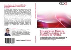 Inventarios de Gases de Efecto Invernadero en la Industria de Petróleo的封面