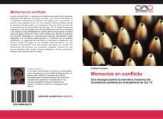 Capa do livro de Memorias en conflicto