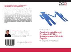 Capa do livro de Conductas de Riesgo, Prueba del VIH y Seroestatus en HSH de España