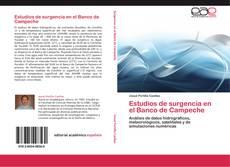 Portada del libro de Estudios de surgencia en el Banco de Campeche