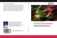 Bookcover of Teoría de la Probabilidad