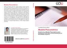 Borítókép a  Modelo Psicométrico - hoz