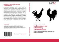 Portada del libro de La Guerra de los Cárdenas y Valdeblánquez
