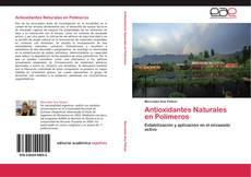 Portada del libro de Antioxidantes Naturales en Polímeros