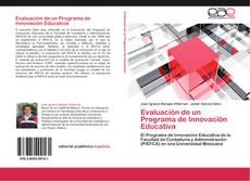 Bookcover of Evaluación de un Programa de Innovación Educativa