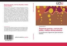 Bookcover of Ásperas punas, cerros de plata, indios desacatados