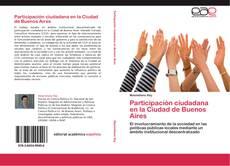 Bookcover of Participación ciudadana en la Ciudad de Buenos Aires