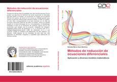Copertina di Métodos de reducción de ecuaciones diferenciales