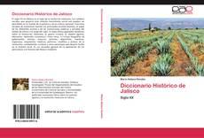 Portada del libro de Diccionario Histórico de Jalisco