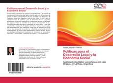 Portada del libro de Políticas para el Desarrollo Local y la Economía Social