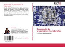 Bookcover of Compendio de preparación de materiales