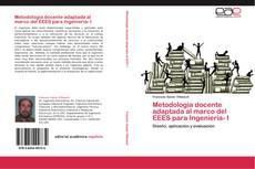 Borítókép a  Metodología docente adaptada al marco del EEES para Ingeniería- I - hoz