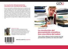 Portada del libro de La revolución del pensamiento científico con una ética del saber