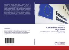 Buchcover von Compliance with EU legislation