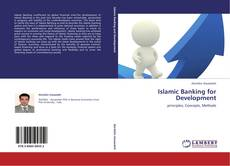 Bookcover of Islamic Banking for Development
