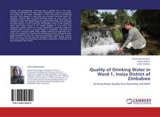 Couverture de Quality of  Drinking Water in Ward 1,  Insiza District of Zimbabwe