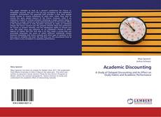 Bookcover of Academic Discounting