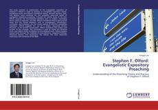 Bookcover of Stephen F. Olford: Evangelistic Expository Preaching