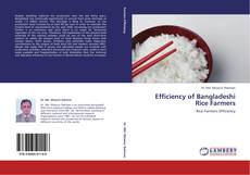 Buchcover von Efficiency of Bangladeshi Rice Farmers