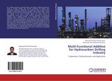 Capa do livro de Multi-Functional Additive for Hydrocarbon Drilling Industry