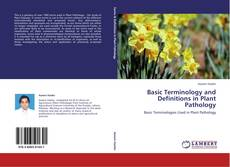 Capa do livro de Basic Terminology and Definitions in Plant Pathology