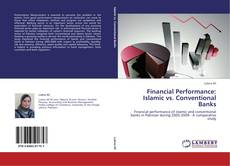 Capa do livro de Financial Performance: Islamic vs. Conventional Banks