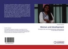 Woman and development kitap kapağı