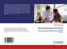 Bookcover of Reward Management Policy