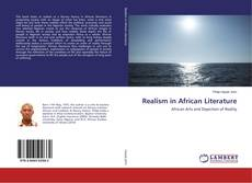 Bookcover of Realism in African Literature