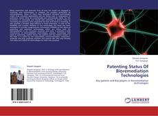 Capa do livro de Patenting Status Of Bioremediation Technologies