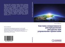 Bookcover of Система оперативного распределения ресурсов при управлении проектами