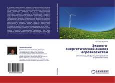 Эколого-энергетический анализ агроэкосистем的封面