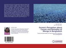 Bookcover of Farmer's Perception about Causes and Remedies of Monga in Bangladesh
