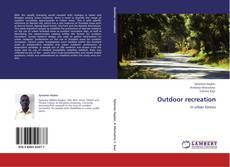 Capa do livro de Outdoor recreation