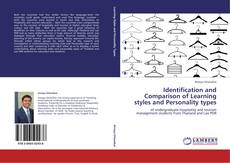 Capa do livro de Identification and Comparison of Learning styles and Personality types