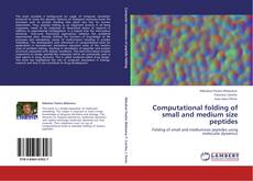 Borítókép a  Computational folding of small and medium size peptides - hoz