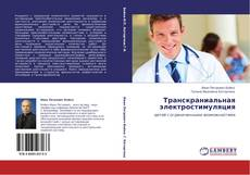 Bookcover of Транскраниальная электростимуляция