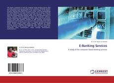 Bookcover of E-Banking Services