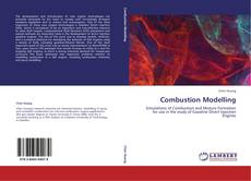 Bookcover of Combustion Modelling