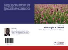 Seed Vigor in Vetches kitap kapağı